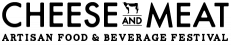 Cheese and Meat Festival Logo